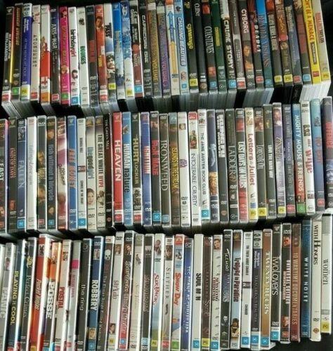 Variety Of DVDs Available Wide Range #4 Movies TV Series Seasons Disc Family