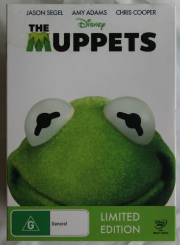 The Muppets (Limited Edition DVD)