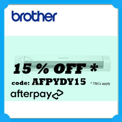 Brother DS-640 Portable USB A4 Colour Sheetfeed Document Scanner 15ppm