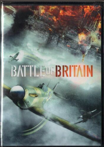The Battle Of Britain DVD Michael Cain - Kenneth Moore - New & Sealed - Region 1