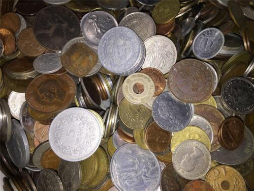 5 Tonne of Assorted World Coins selling by the Kilo Free Shipping in Australia!