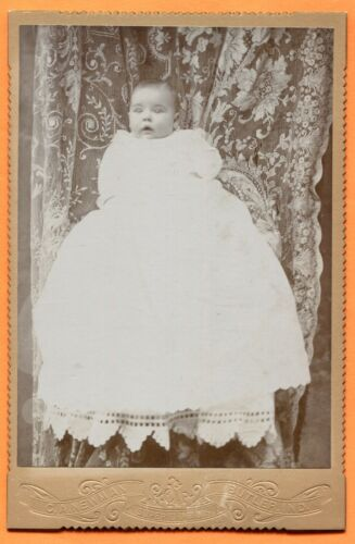 Butler, IN, Portrait of a Baby, by Newman, circa 1890s