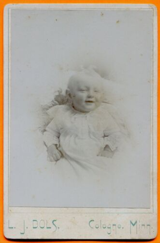 Cologne, MN, Portrait of a Baby, by Dols, circa 1890s