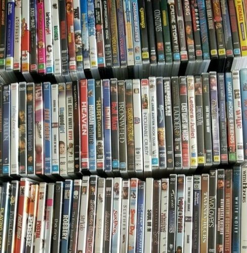 Variety Of DVD's Available Wide Range #4 Movies TV Series Seasons