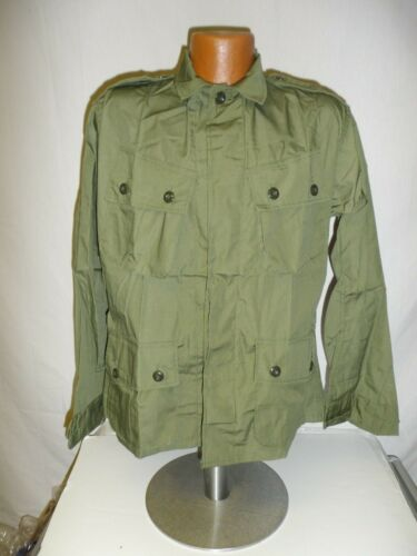 vnj-RS Vietnam Tropical 1 Model Jungle Fatigue Set Regular Small Combat Coat W3EReproductions - 156445