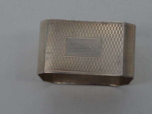 Silver Sterling Napkin Ring by Frederick Field 1956