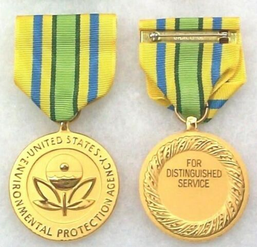 Environmental Protection Agency EPA Distinguished Service MedalMedals & Ribbons - 36069