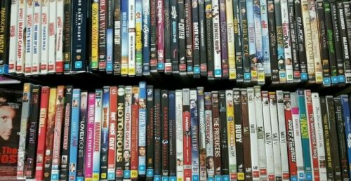Variety Of DVD's Available Used Movies TV Series Seasons #4 * Free Post AUD