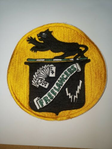 K0069 Fighter Squadron VF-21 US Navy Vietnam Patch IR14CReproductions - 156445
