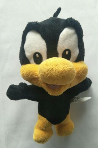 Official Movie World Daffy Duck Baby Looney Tunes Plush Toy