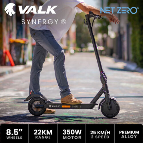 【EXTRA10%OFF】VALK Electric Scooter Motorised Adult Riding Foldable e <br/> 10% OFF. Use code MYTTAKE10. Ends 01/10. $150 Max disc.
