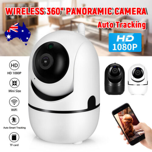 1080P WiFi IP Security Camera Wireless Indoor CCTV System Home Baby Pet Monitor