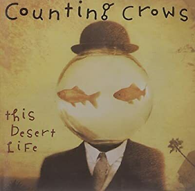 This Desert Life, Counting Crows, Used; Good CD