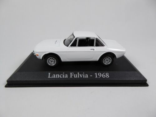 Lancia Fulvia 1968 - 1/43 Voiture Miniature Model Car RBA35