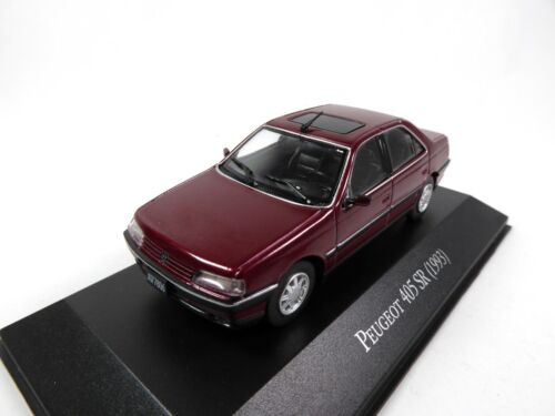 Peugeot 405 SR 1993 - 1/43 Voiture Miniature SALVAT Diecast Model Car AQV6