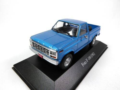 Ford  F100 Pick up 1982 - 1/43 Voiture SALVAT Diecast Model Car AQV15