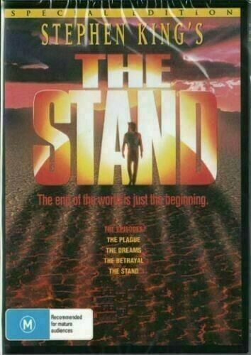 The Stand DVD - Stephen King - New & Sealed