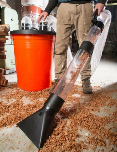 Sherwood Dust Extractor Dust Cyclone Kit