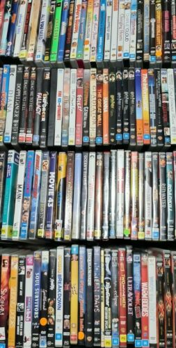 Variety Of Great DVD's Available Wide Range #4 Movies TV Series Seasons Disc