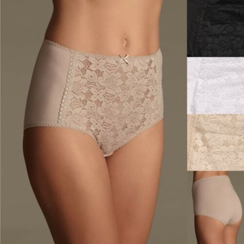 Marks & Spencer 3 Pack Lace Full Briefs M&S rrp £8 each