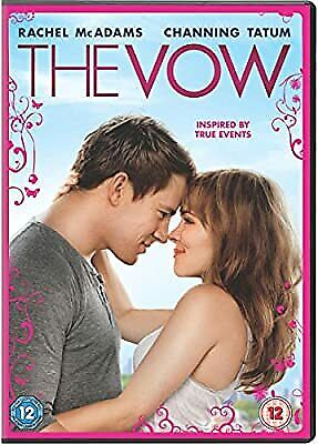 The Vow [DVD] [2012], , Used; Good DVD