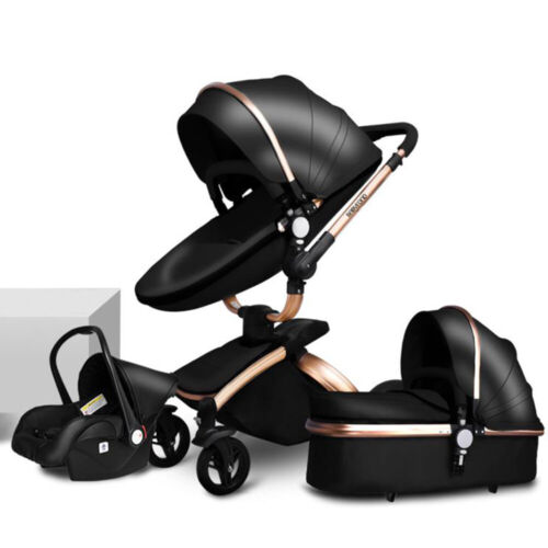 3 in 1 Baby stroller Jogger 2020 Luxury Travel System-with stroller and car seat