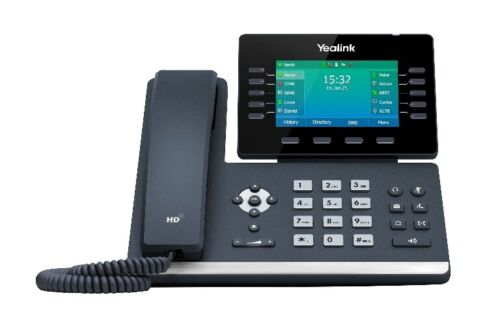 Yealink T54W,  16 Line IP HD Phone, 4.3' 480 x 272 colour screen, HD voice, D...