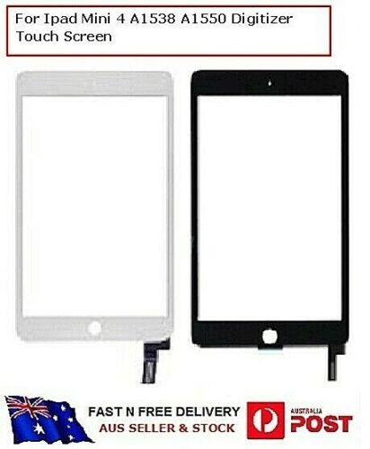 "For Ipad Mini 4  Touch Screen Digitzer Replacement 7.9 "" A1538 , A1550"