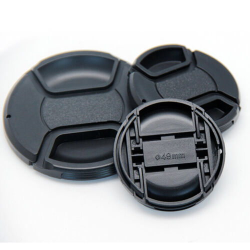 40.5,49,52,55,58,62,67,72,77,82mm Snap-on Lens Camera Cover Sony Alpha Dslr B.zh