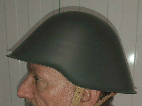 EAST GERMAN DDR M56 STEEL HELMET - COLD WAR WARSAW PACT COLLECTIBLE UNISSUEDOther Eras, Wars - 135