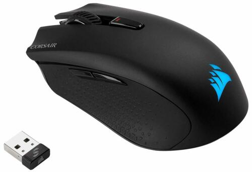Corsair Harpoon Wireless RGB Wireless Rechargeable Optical Gaming Mouse