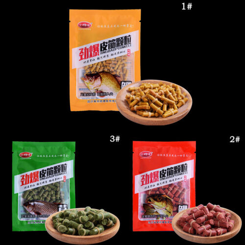 Fishing Bait Granular Fishing Bait Additives For Grass Carp Squid Fish Food A.zh