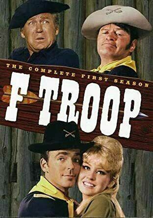 F Troop complete First season DVD New and Sealed