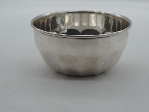 Sterling Silver Small  Bowl - Hardy Bross Ltd Made in England