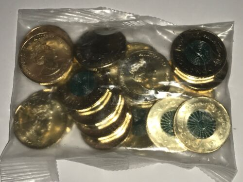 2020 $1 Donation Coin - Unopened Mint Bag of 20 Uncirculated Coins