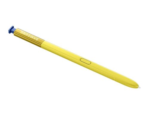Samsung S-Pen Stylus suits Samsung Galaxy Note 9 - Blue/Yellow