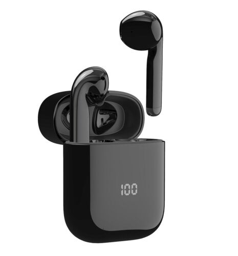 Mixcder X1 TWS Bluetooth Wireless Earphones with 4 Microphone BT5.1 Noise Cancel