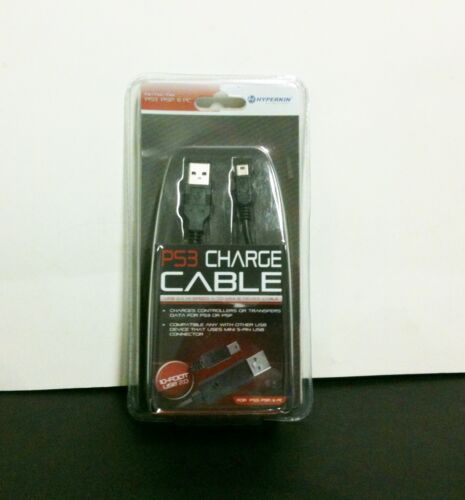 NEW IN BOX 10 FT USB Charger Charge Cable 5 pin for Sony PSP