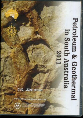 PETROLEUM & GEOTHERMAL IN SOUTH AUSTRALIA DVD Exploration Development Industries