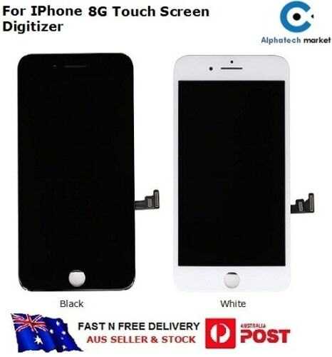 For iPhone 8G LCD Display Digitizer Touch Screen Replacement 4.7 inches
