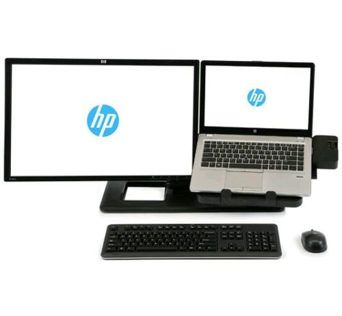 HP Ergonomic Monitor and Laptop Stand