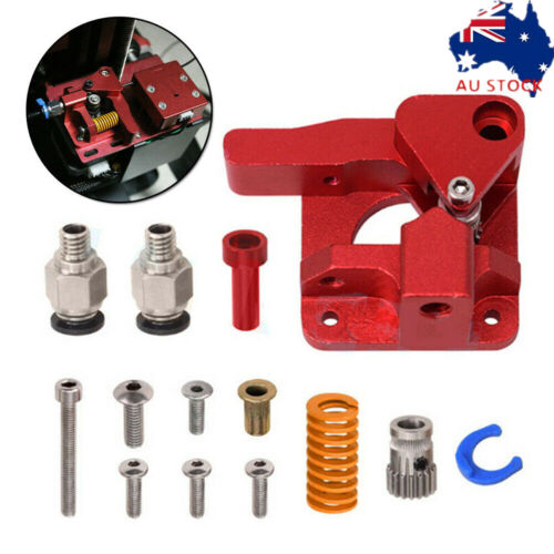 Remote Dual Drive Gear Extruder Kit for Creality 3D Printer Part Ender 3 /CR-10S