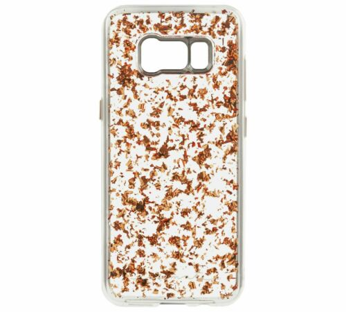 Samsung Galaxy S8 Plus Case Genuine Case-Mate Karat Cover s8+ Rose Gold NEW