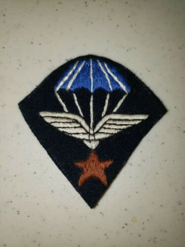 K1045 Indochina France French Army Reserve Parachute Training L3B
