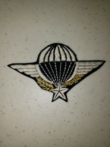 K1049 Indochina France French Army Paratrooper Cloth Wing L3BReproductions - 156472