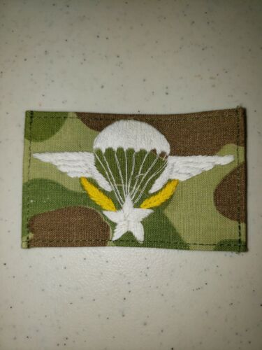 K1052 Indochina France French Army Paratrooper Cloth Wing Duck Hunter L3BReproductions - 156472