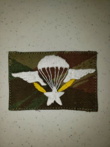 K1053 Indochina France French Army Paratrooper Cloth Wing Lizard L3BReproductions - 156472