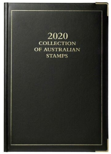 2020 Australian Stamp Collection Executive Edition with Error Stamp