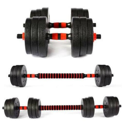 20kg/30kg Dumbells Pair of Gym Weights Barbell/Dumbbell Body Building Weight Set <br/> ✅UK STOCK✅FAST DELIVERY✅BRAND NEW✅SELLING FAST BUY NOW✅