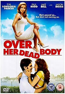 Over Her Dead Body [DVD], , Used; Very Good DVD